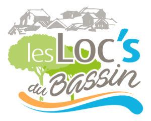 Logo les Loc's du bassin